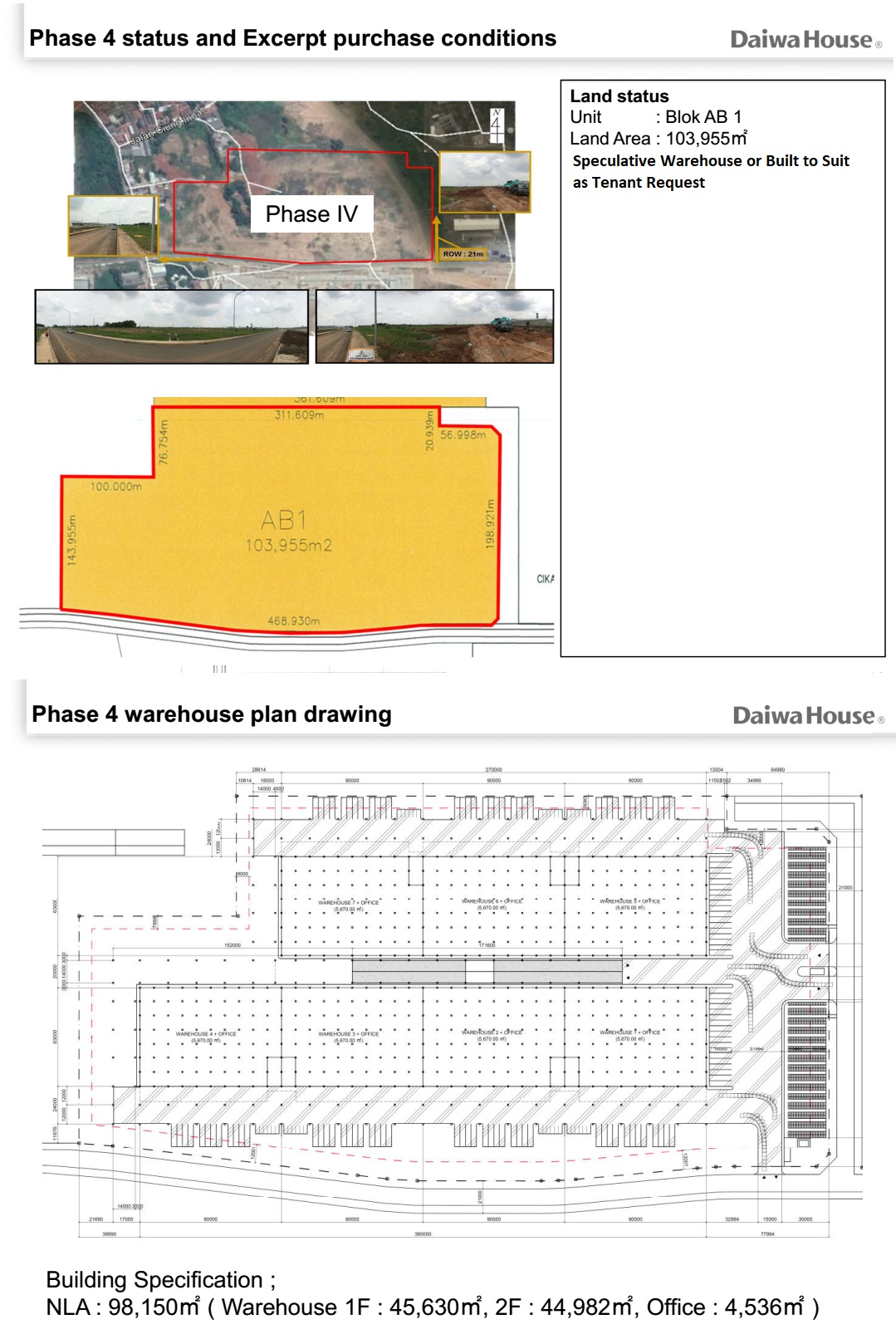 DMLP TAHAP 4 PLAN & DRAWING SITEPLAN