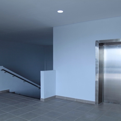 Service Area Lift to 2nd Floor